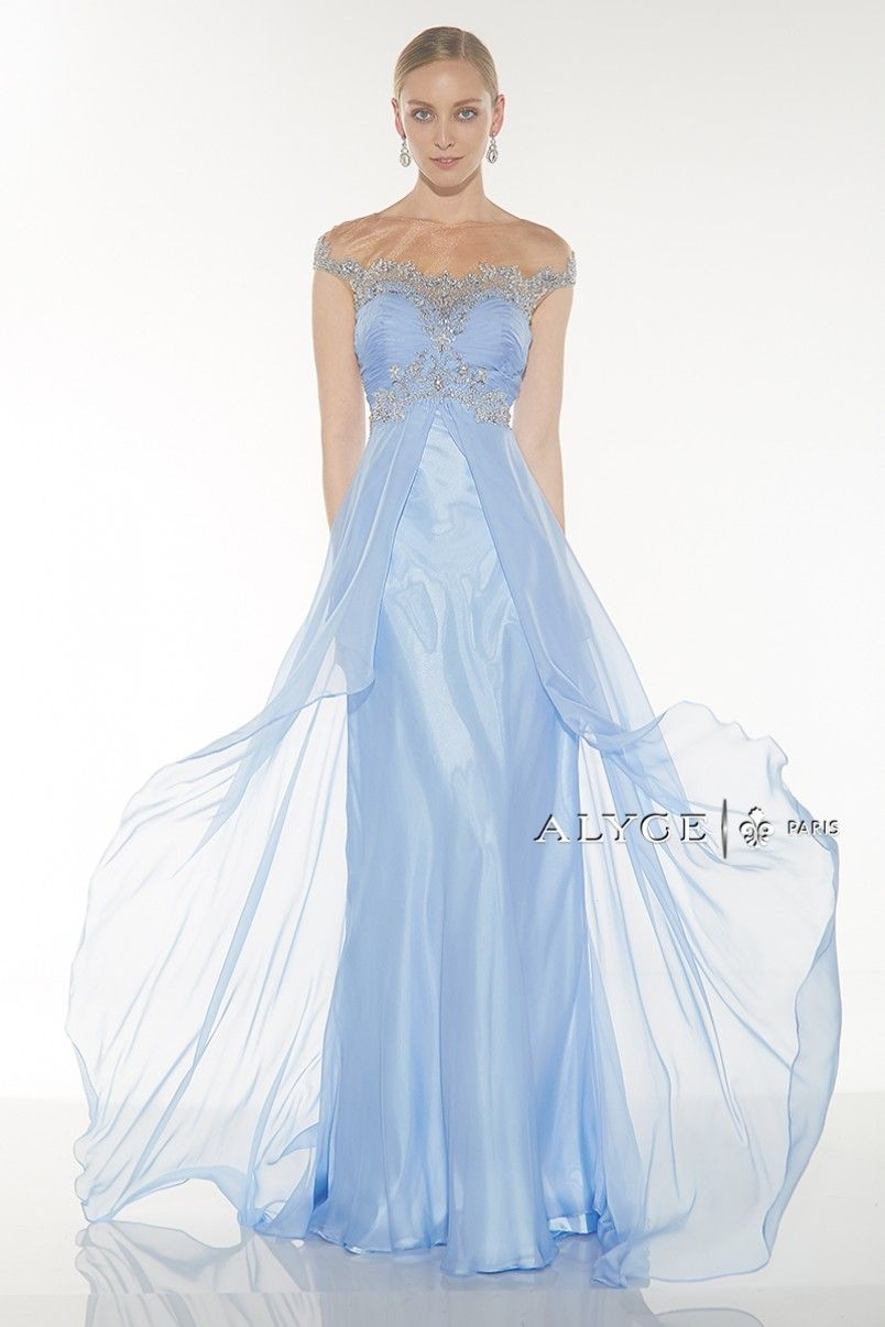 Prom Dress - Alyce Paris Exclusive Collection #1028 | Prom | Pinterest