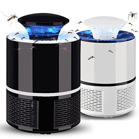Electric Fly Bug Mosquito Insect Killer Pest Control LED Light Trap Lamp