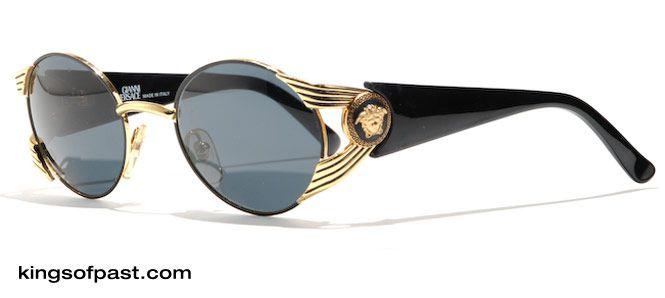Vintage Versace Sunglasses   Spectacular spectacles   Sunglasses ...