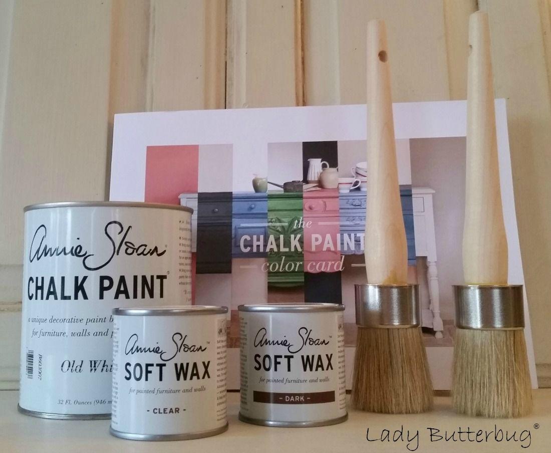 Home Depot Chalk Paint Kit