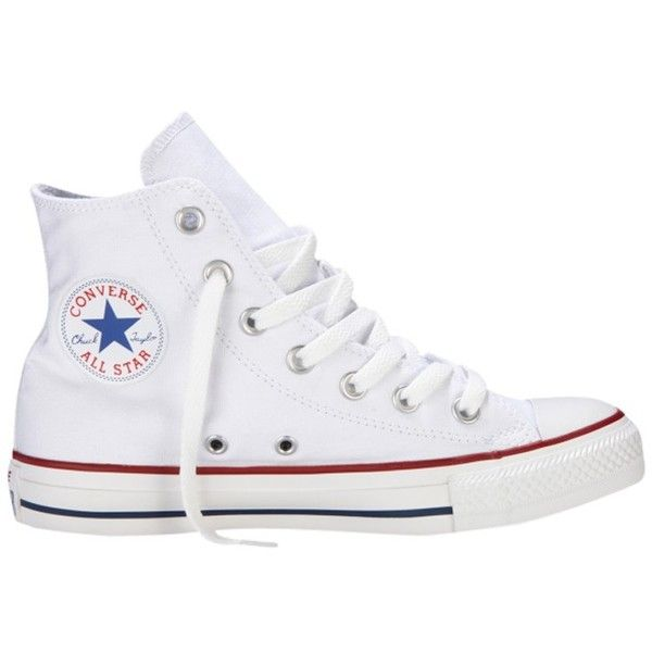 e5a665b48da4 Converse Chuck Taylor All Star Canvas HI-Top Trainers