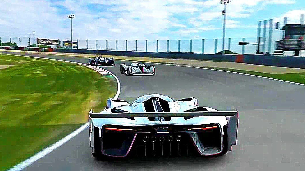 Gran Turismo Sport The Cars Trailer PS4 (2017) Car