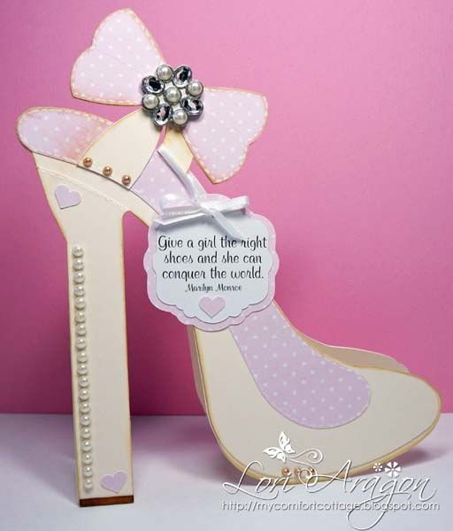 Paper Shoe Template | High Heel Paper Shoe Template Even Though I Only Used Two Papers