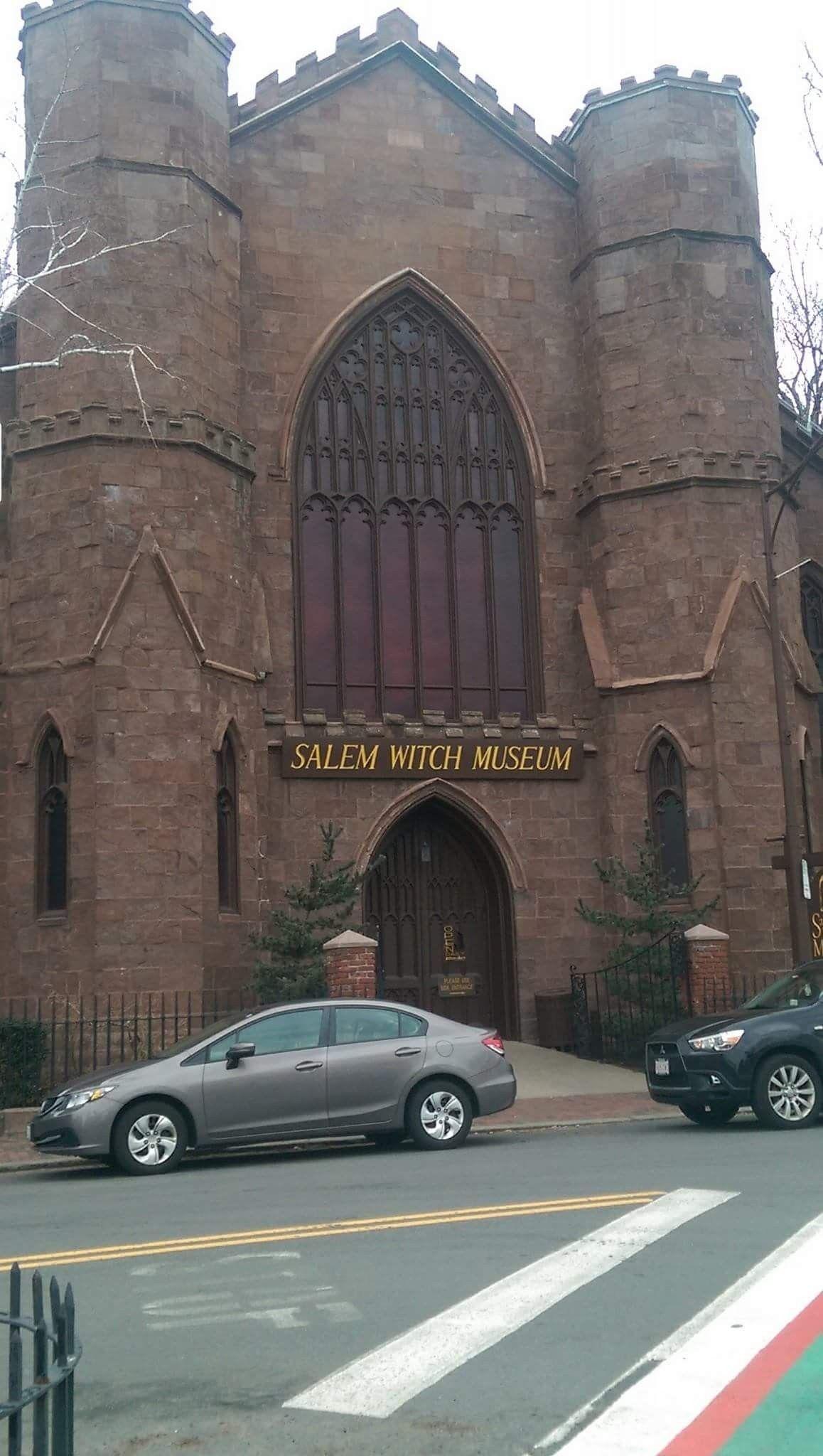 Salem Witch Museum  Salem, MA.