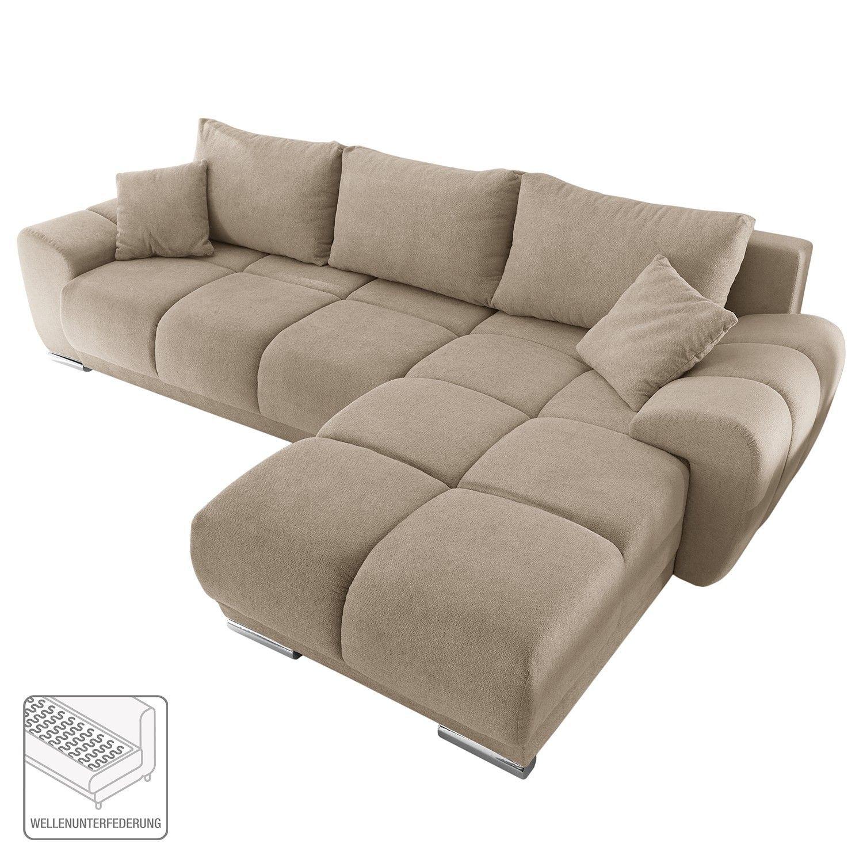 Ecksofa Westwell Mit Schlaffunktion In 2020 Big Sofas Brick Living Room Couch