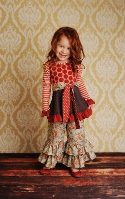 Persnickety Girls Clothing