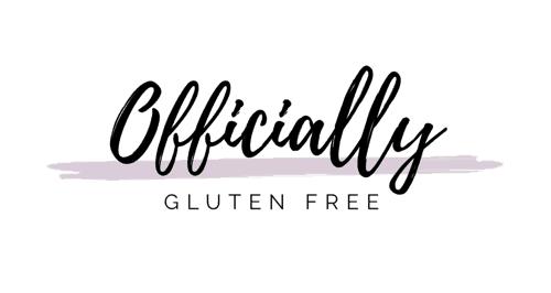 Officially Gluten Free Gluten Free Made Easy Gluten Free Recipe Blog Recipe Gluten Free Recipes Easy Gluten Free Gluten Free Logo