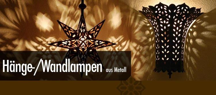 Orientalische lampen aus eisen lassen sie in die for Orientalische wandlampen metall