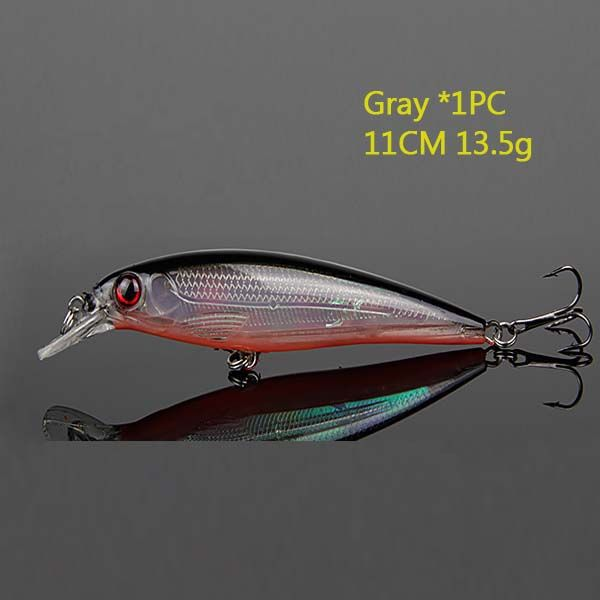 Good Hard Bass Trout Catfish Baits Lure for Lakes River ...