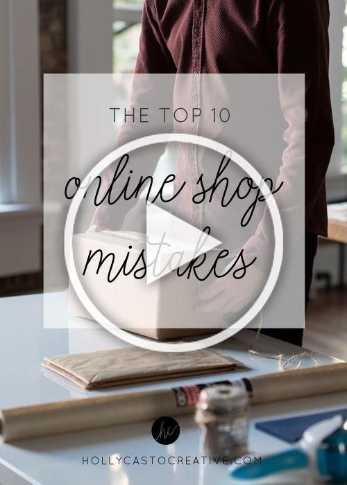 The Top 10 Mistakes People Make When Setting Up Their Online Shop -  - #Mistakes #Online #people #Setting #SHOP #Top