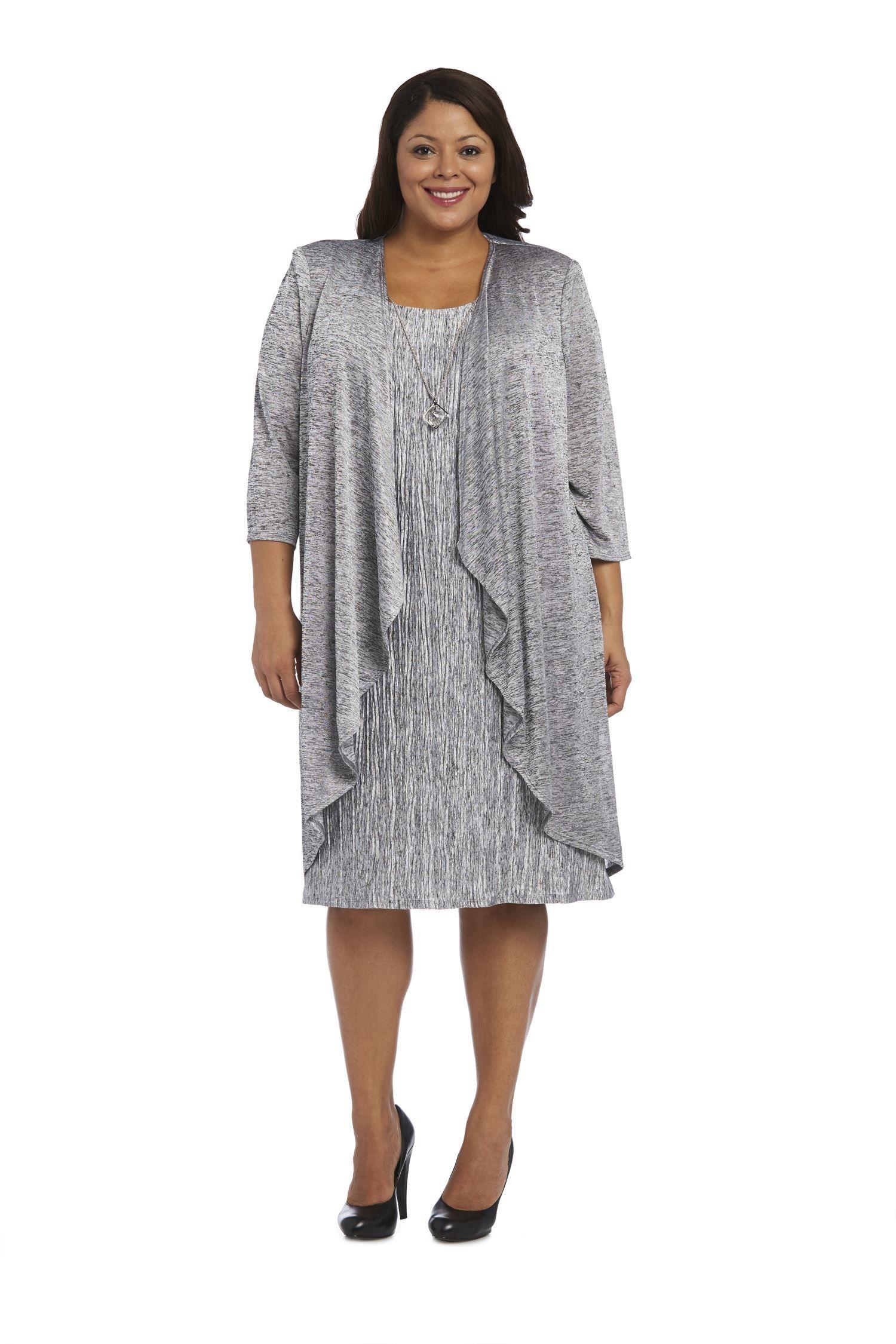 Plus Size R&M Richards 1017W Dress | Wedding Attire ...