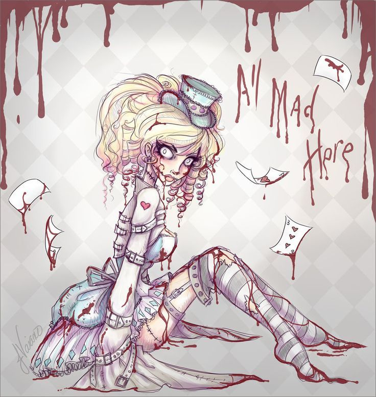 alice in wonderland drawings anime - Google Search   AiW ...