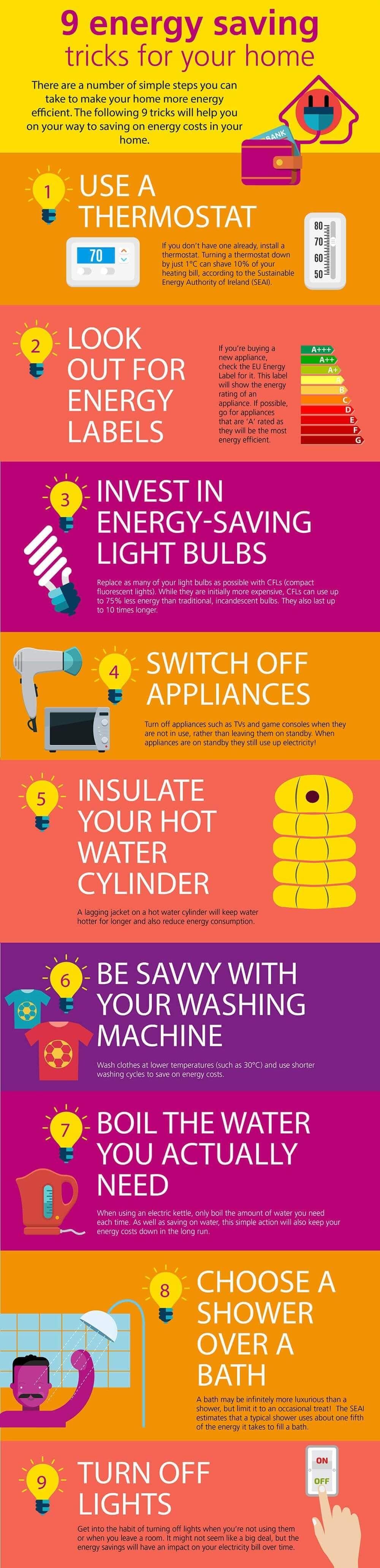 9 energy saving tips for your home energy saving tips