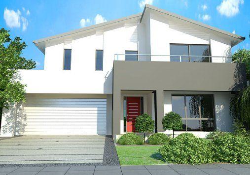 fachadas modernas para casas pequeas buscar con google