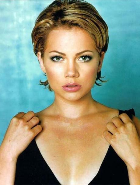 Michelle Williams Hot Pictures Short Hair Styles 2014 Short Hair Styles Prom Hairstyles For Short Hair