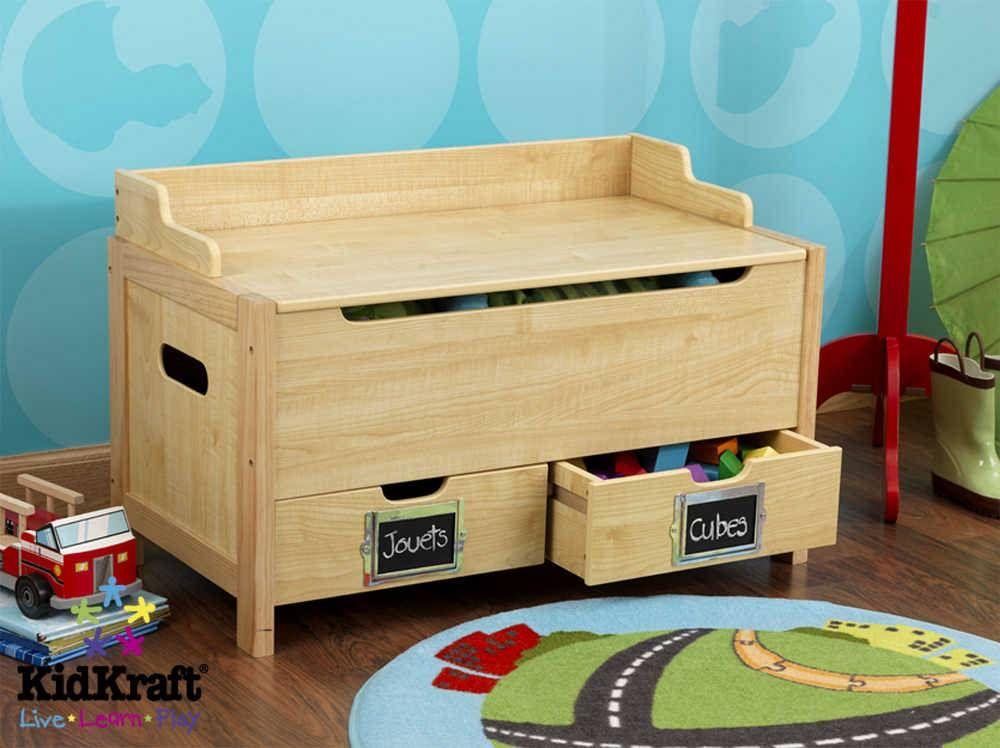 coffre jouets a construire pinterest coffre jouets coffre et coffre de rangement. Black Bedroom Furniture Sets. Home Design Ideas
