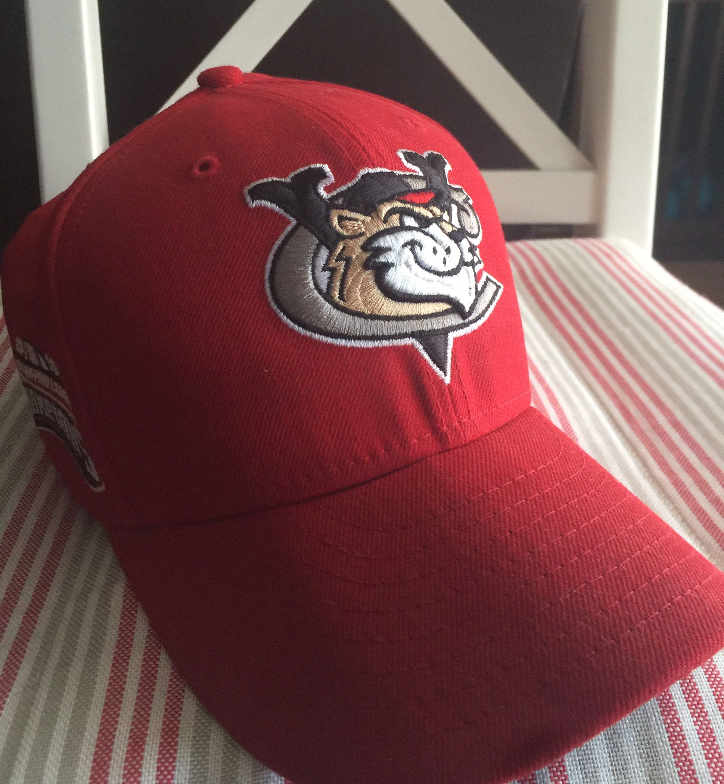 Tri Cities Valley Cats League Champions Variant Minor League Baseball Baseball Hats League