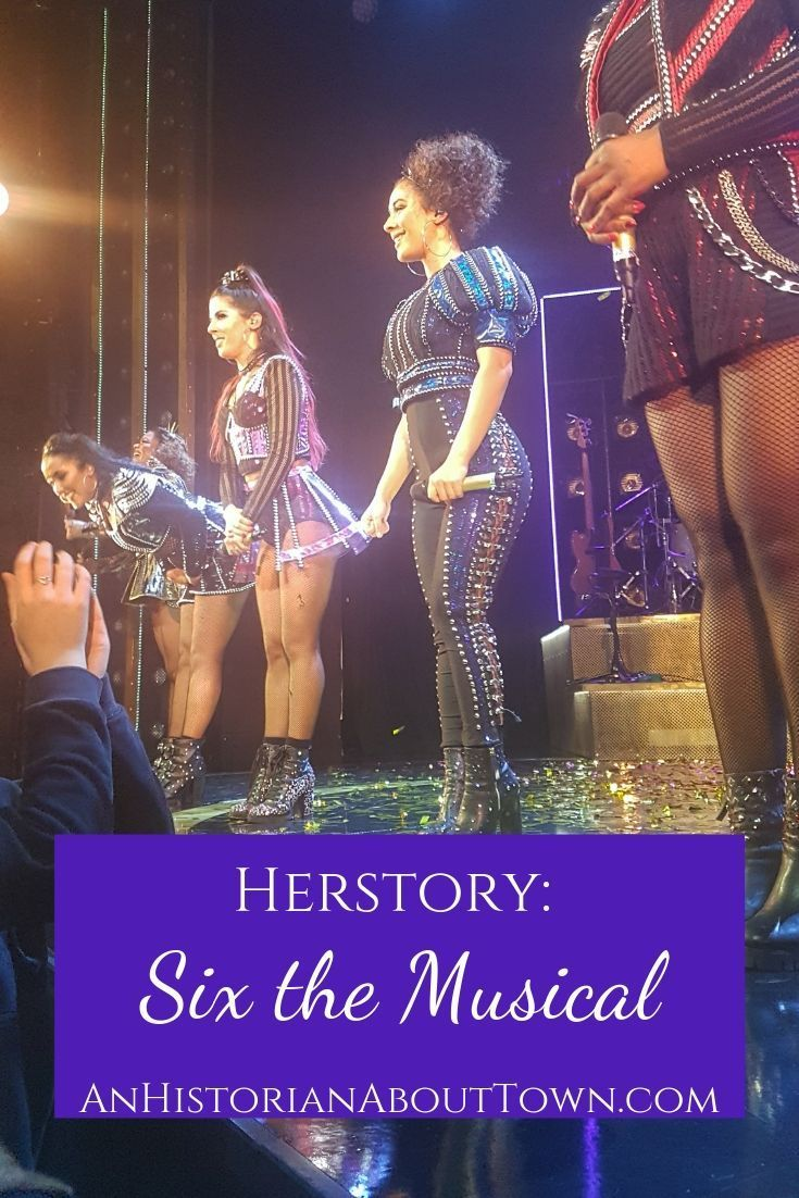 Photo of Six the Musical Review | An Historian About Town