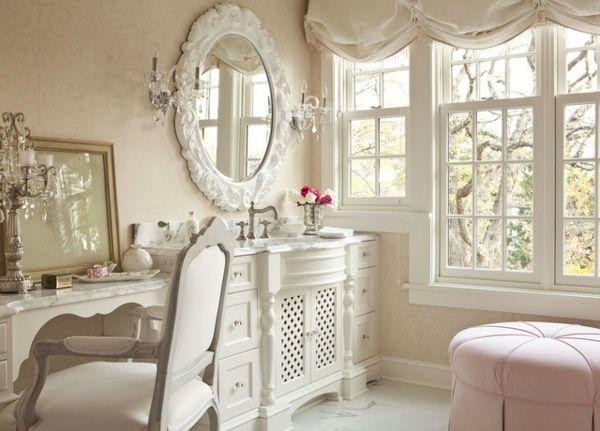 90 idées de décoration avec des meubles shabby chic | Shabby ...