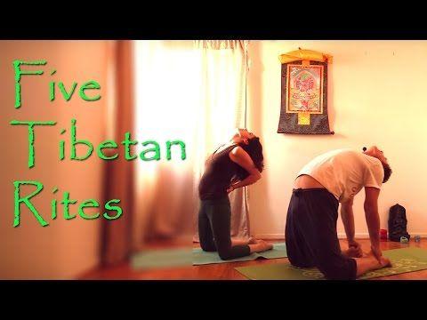 five tibetan rites with john golterman  youtube one of
