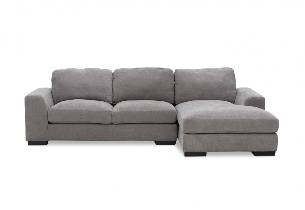 Marlow Fabric 3 Seater Chaise | Super Amart  sc 1 st  Pinterest : 3 seater couch with chaise - Sectionals, Sofas & Couches