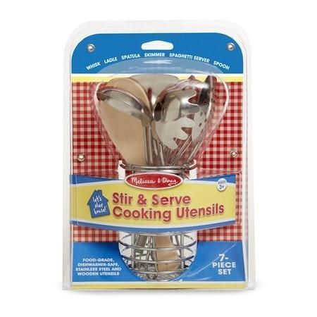 Let's Play House! Stir and Serve Cooking Utensils