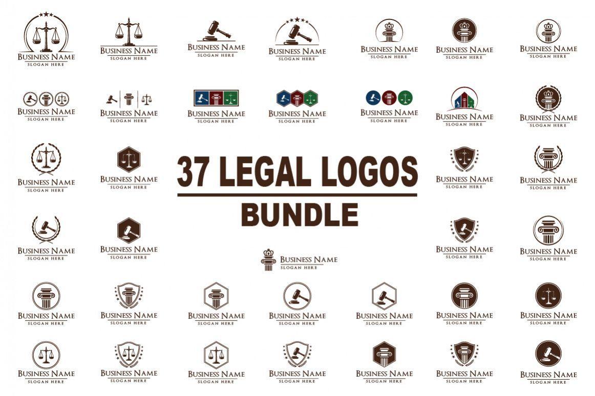 Legal Law Lawyer Attorney Law Office Logo Legal Logos