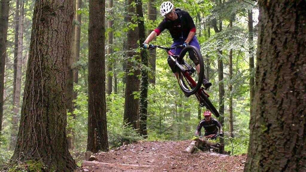 Memorial Park Mountain Bike Trails