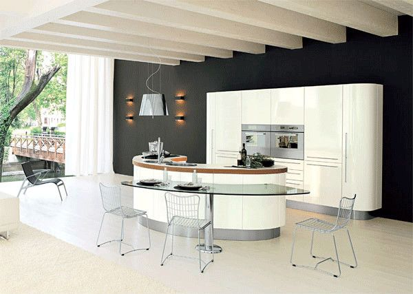 The Advantages Of Having A Great Kitchen Island Designs  Island Alluring Modern Kitchen Island Design Design Ideas