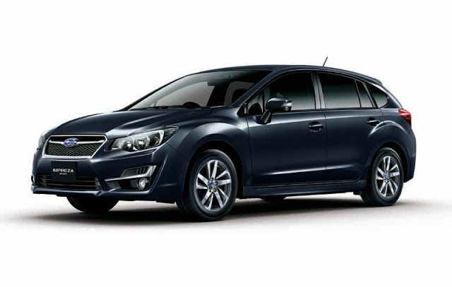 2016 Subaru Impreza Sport Review