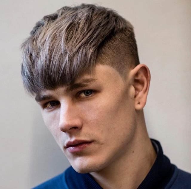 22++ Corte pelo hombre flequillo trends