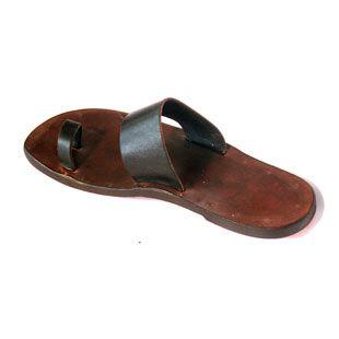 d5d487f56 Kika NY Leather Toe Loop Sandal-made custom for your feet!