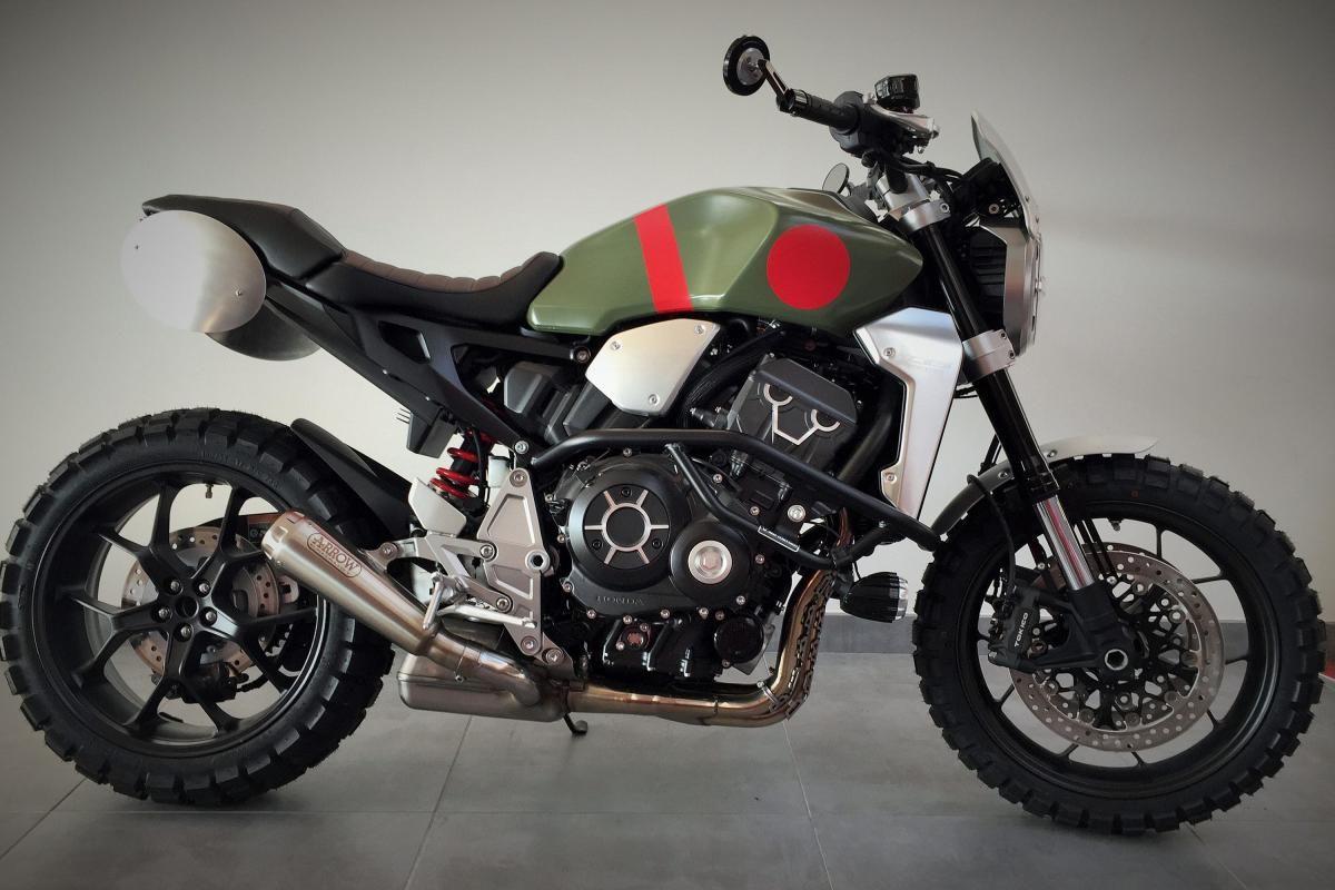 Galerie des préparations Honda CB1000R   Les plus belles préparations CB1000R Honda