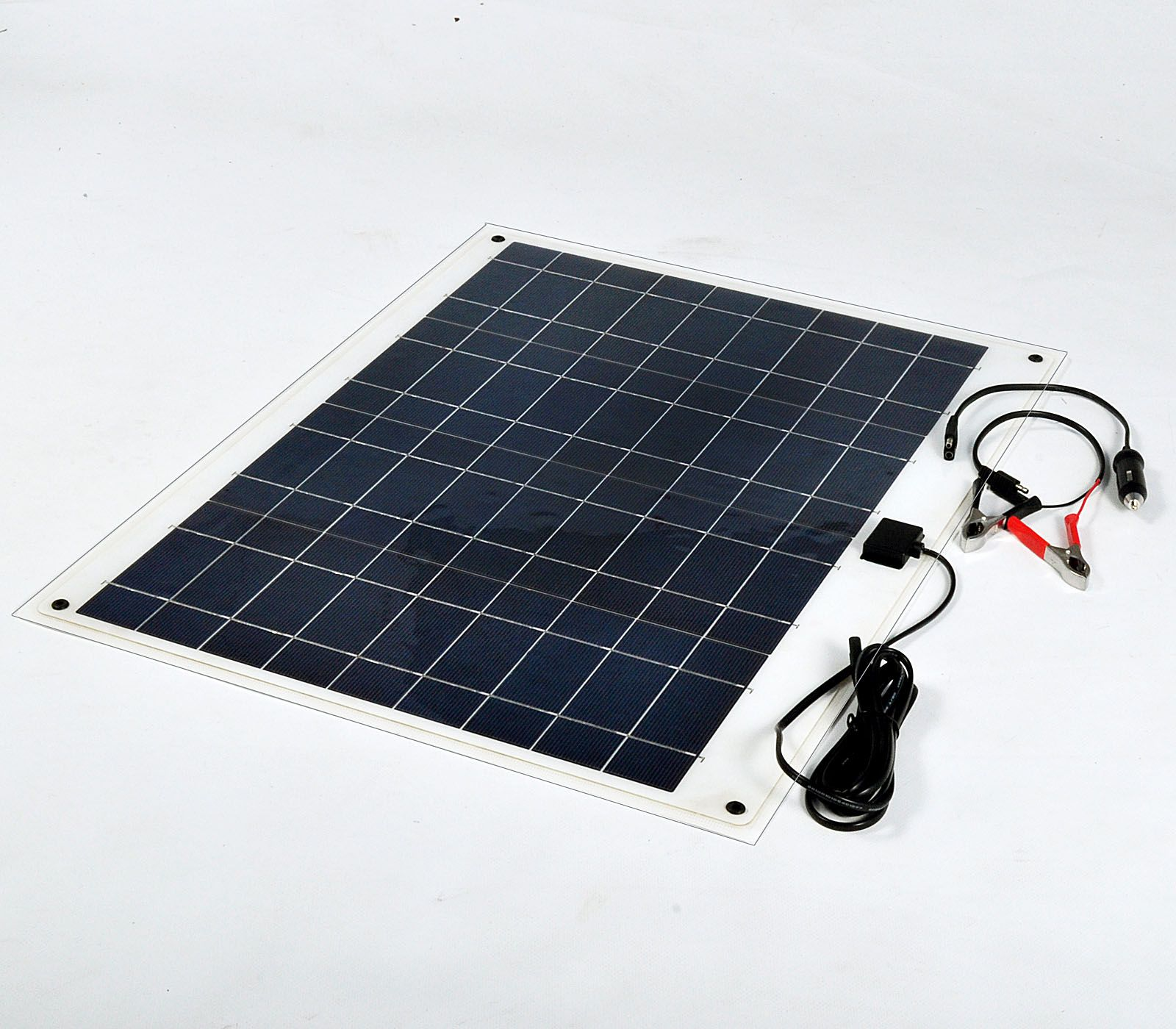 12v 40w Polycrystalline Solar Panel Semi Flexible Solar Battery Solar Solar Panels