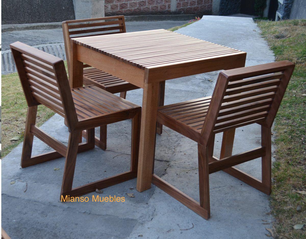Mesas de exterior de madera mesas de exterior de madera for Mesas de exterior plegables