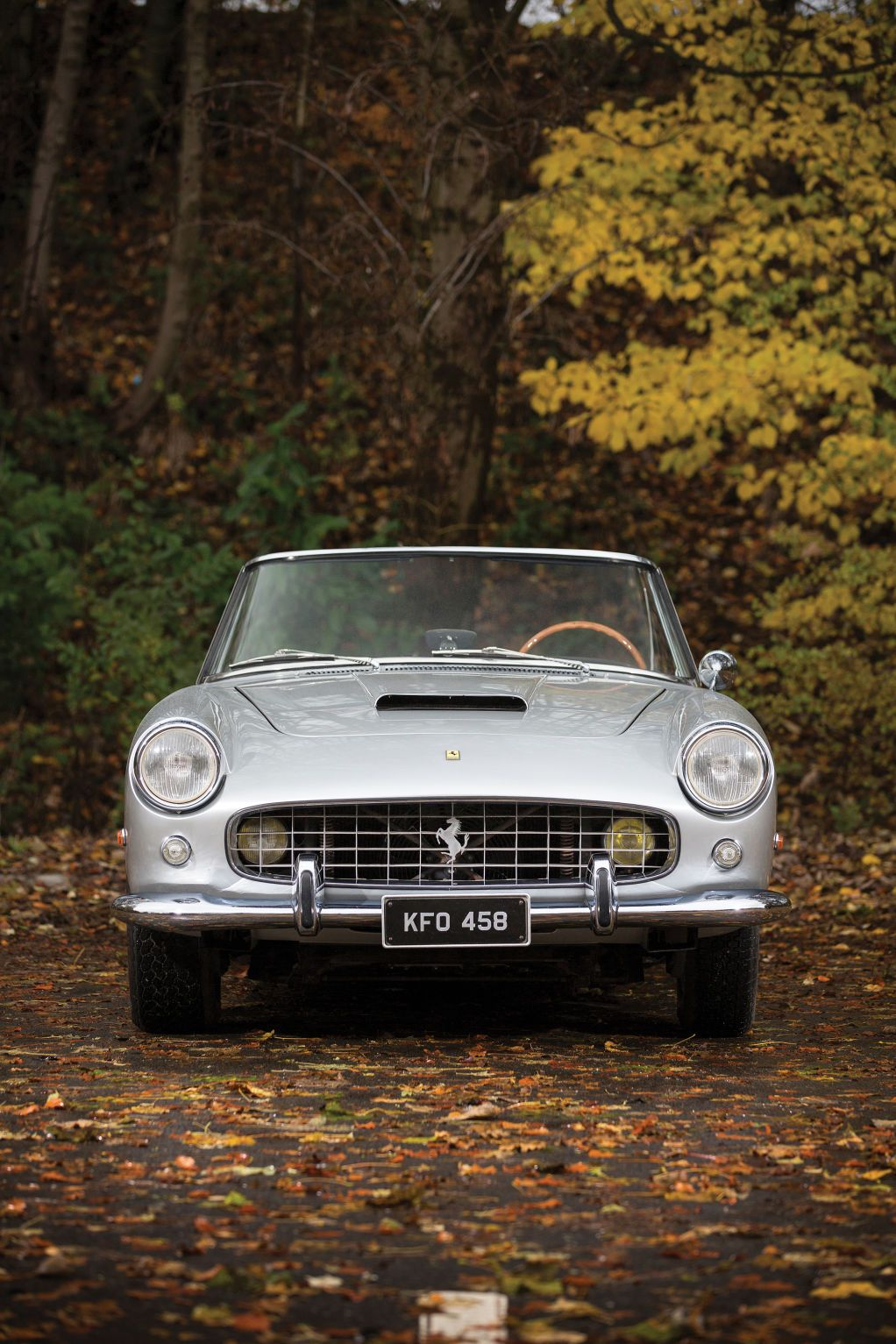 This 1962 Ferrari 250 GT Has Mastered the Art of Cool   Airows