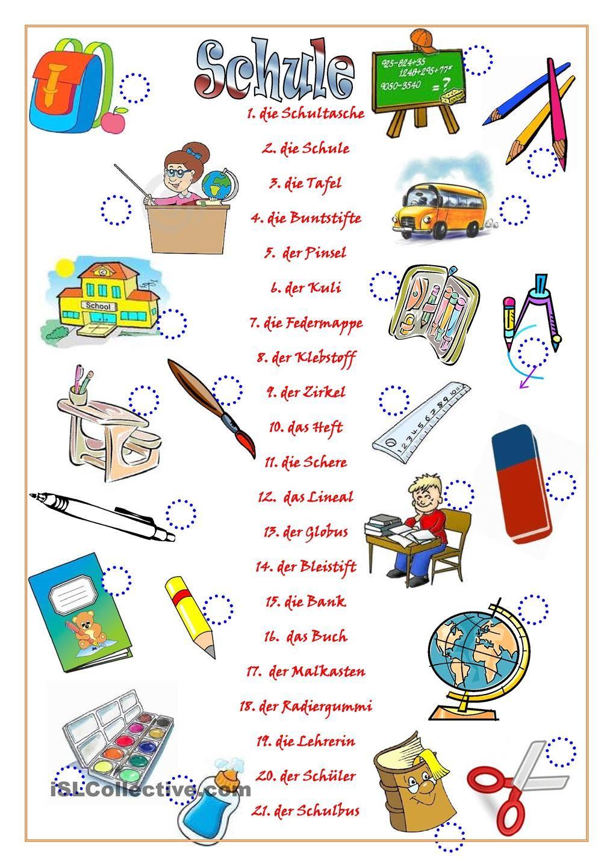 Pin by Renate Hatt on German for Kids   Pinterest   German