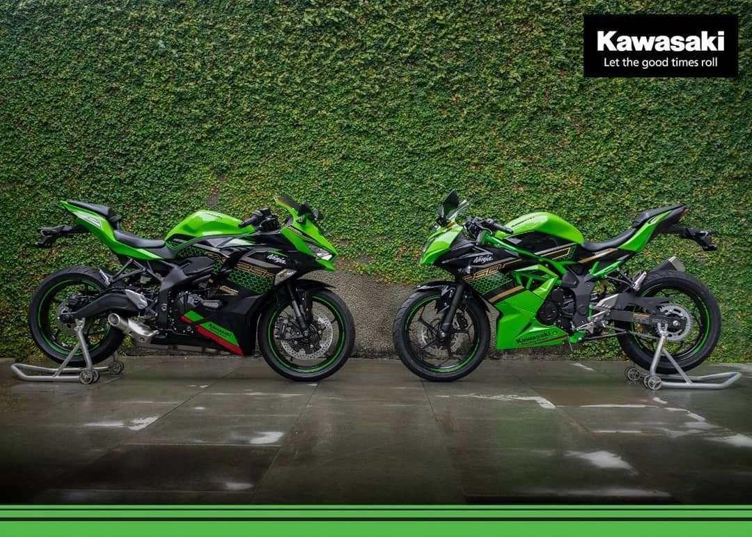 Kawasaki Zx 25r Sudah Ada Di Indonesia Siap Rilis Nih 2020