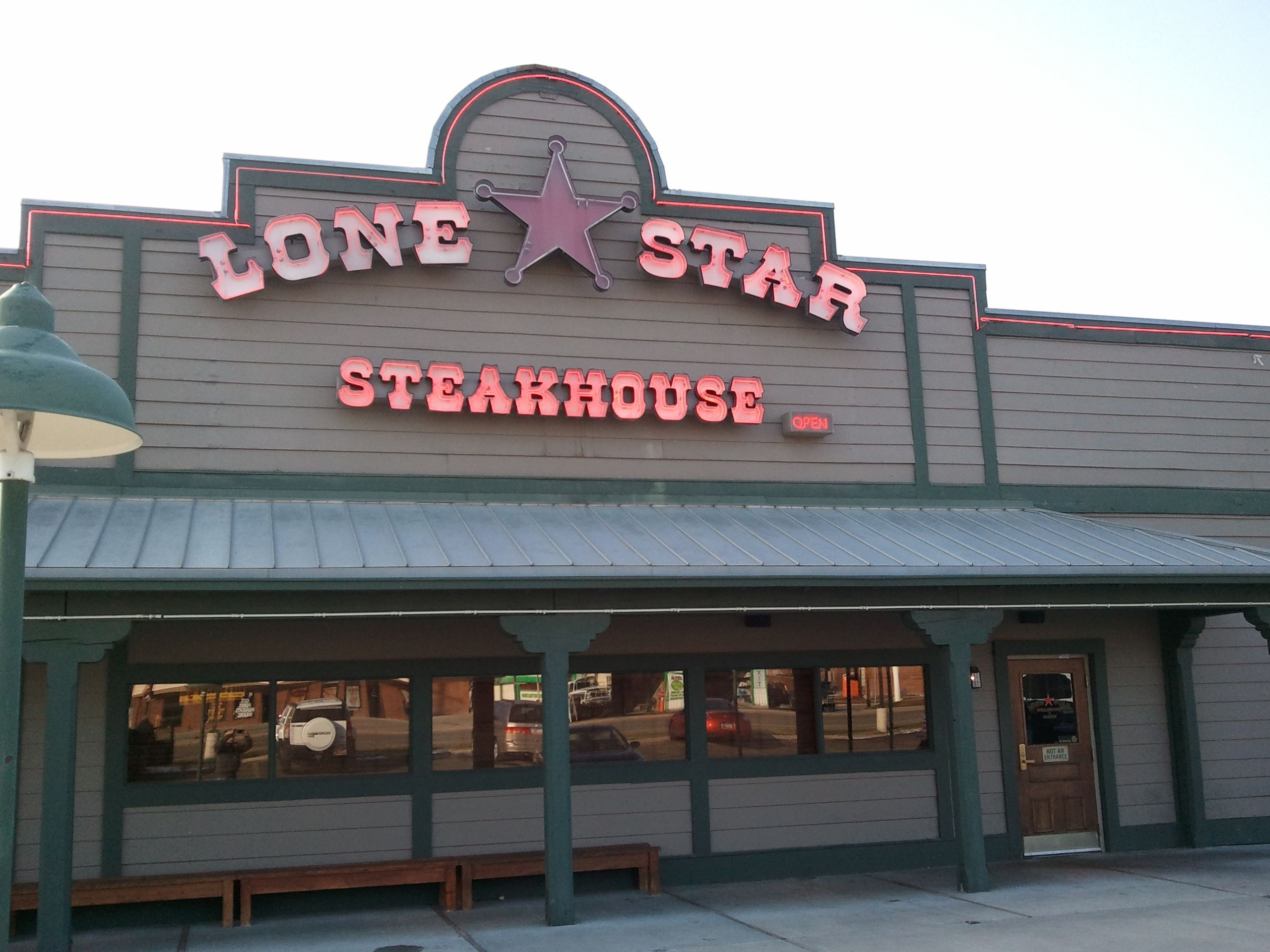 Lone Star Steakhouse I Used To See These Often Around Virginia Last Lone Star I Visited Was On The Gold Coast Australia Haven Lone Star Gold Coast Lonely