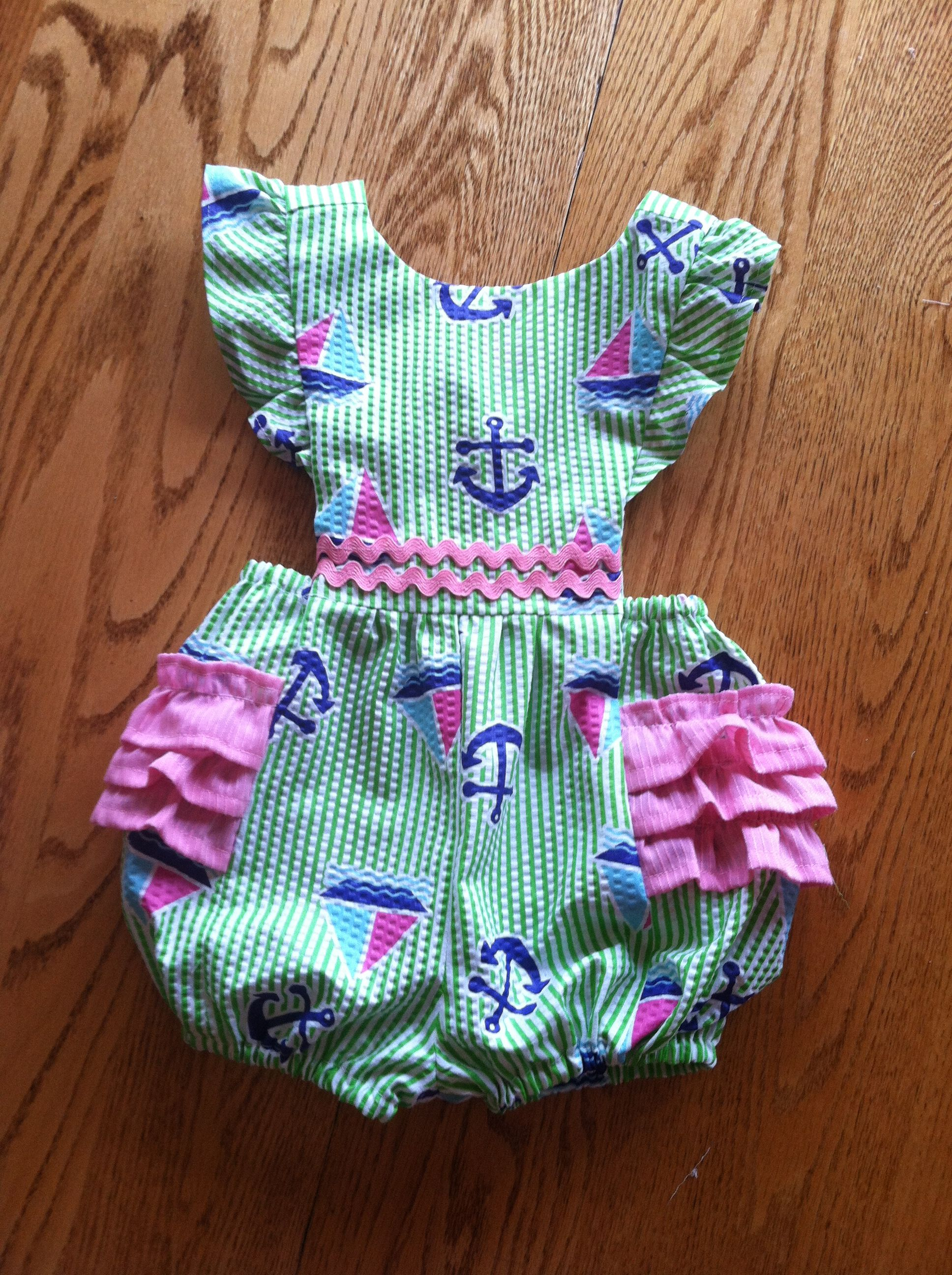 Diy baby romper baby clothes patterns girl clothes diy