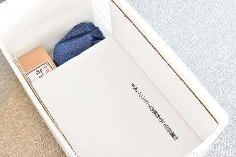 ■雛人形は、IKEAのボックスに収納。■ : OURHOME