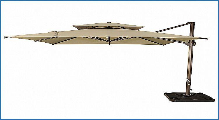 Ordinaire Unique Dual Vented Patio Umbrella