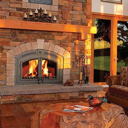 Napoleon Fireplaces Wood Burning Fireplace Inserts Wood