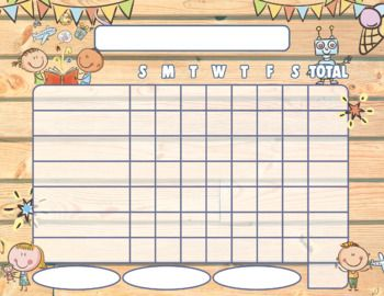 Photo of Incentive Reward Chart | Chore Chart for Kids/Students