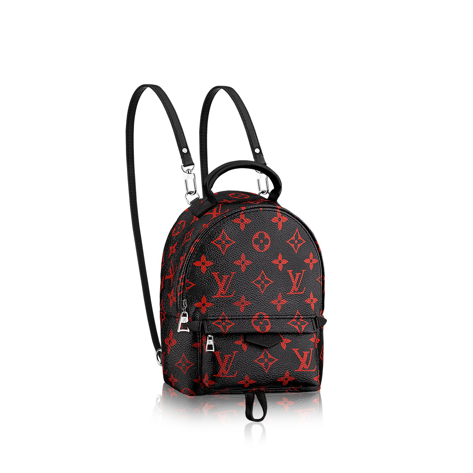 a77012b1f3c5 Image result for black and red louis vuitton backpack