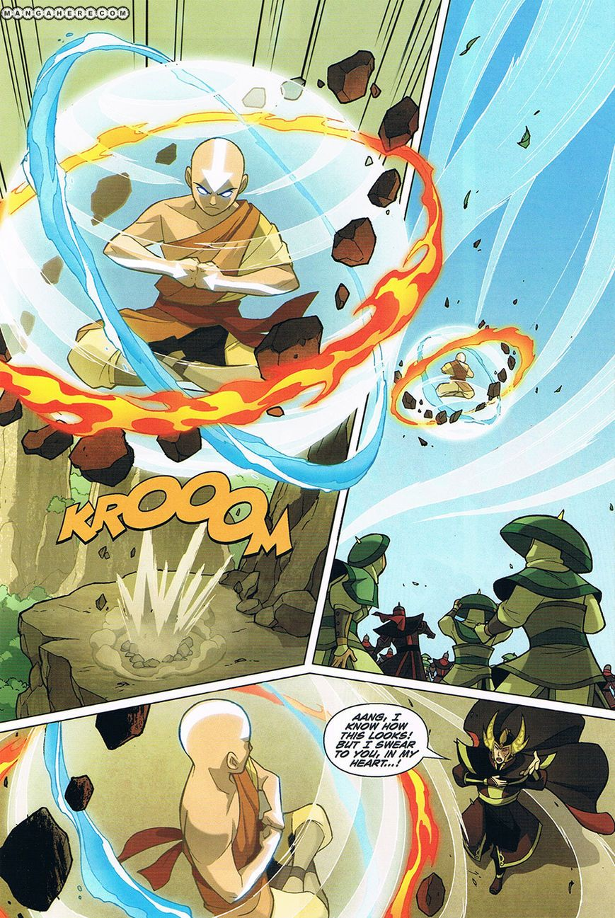 MangaHere Mobile (With images) The last airbender