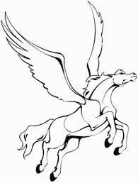 Imagini Pentru Desene Cu Cai Winged Horse Wings Horse Rider