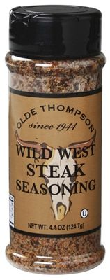 Olde Thompson 4.4 oz Wild West Steak Rub #steakrubs