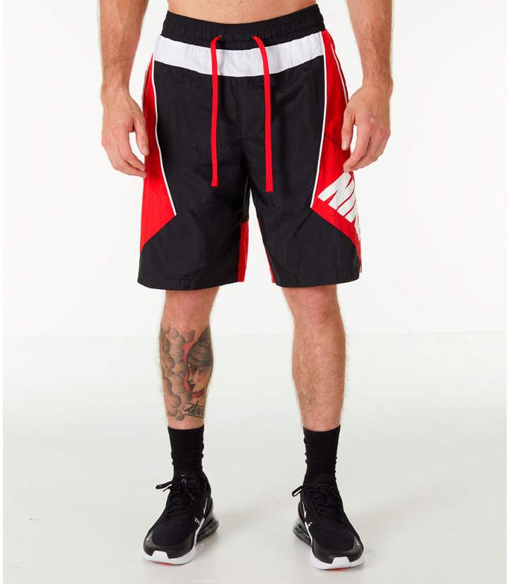 Nike Men S Throwback Basketball Shorts Mens Shorts Outfits Nike Men Basketball Shorts