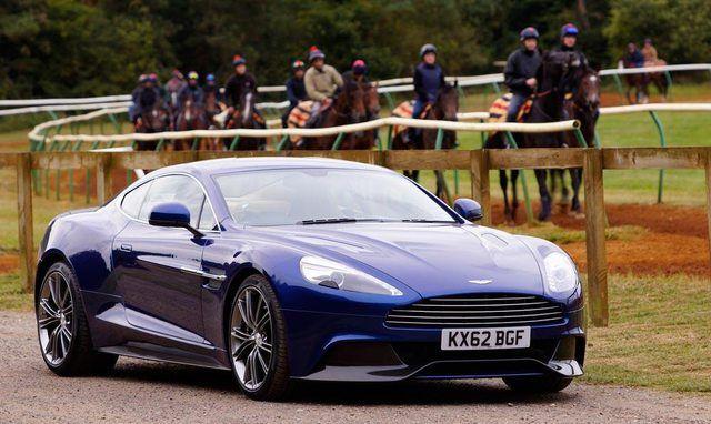 2013 Aston Martin Vanquish...yes please